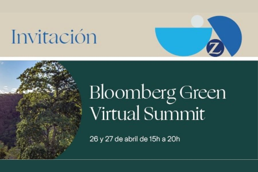 Zurich participará en el Bloomberg Green Virtual Summit