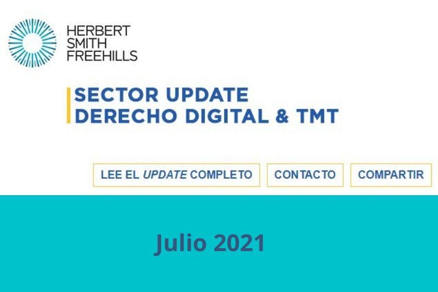 Update de Derecho Digital y TMT. Herbert Smith Freehills