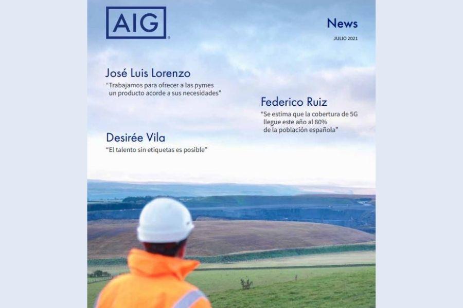 Descubre el nuevo número de AIG News, la revista de AIG España