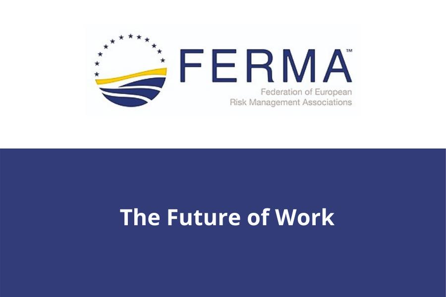 Webinar FERMA: The Future of Work