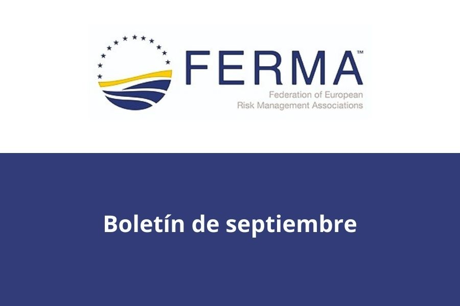 Boletín de septiembre de FERMA
