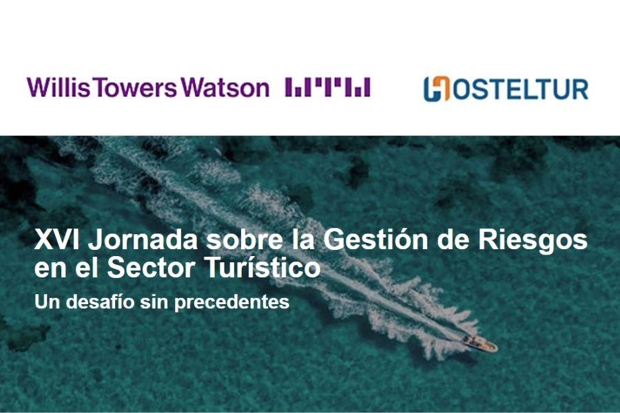 Jornada anual sobre la Gestión de Riesgos en el Sector Turístico de WTW