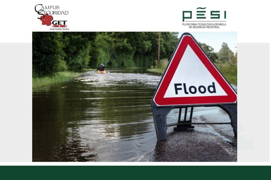 Participa en el webinar organizado por MITECO-SUEZ: Gestión de Riesgos por Inundaciones en la Industria