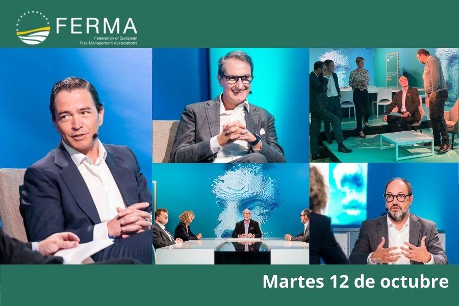 FERMA TALKS: Así fue el 12 de octubre, con la participación de Mario Ramírez Ortúzar