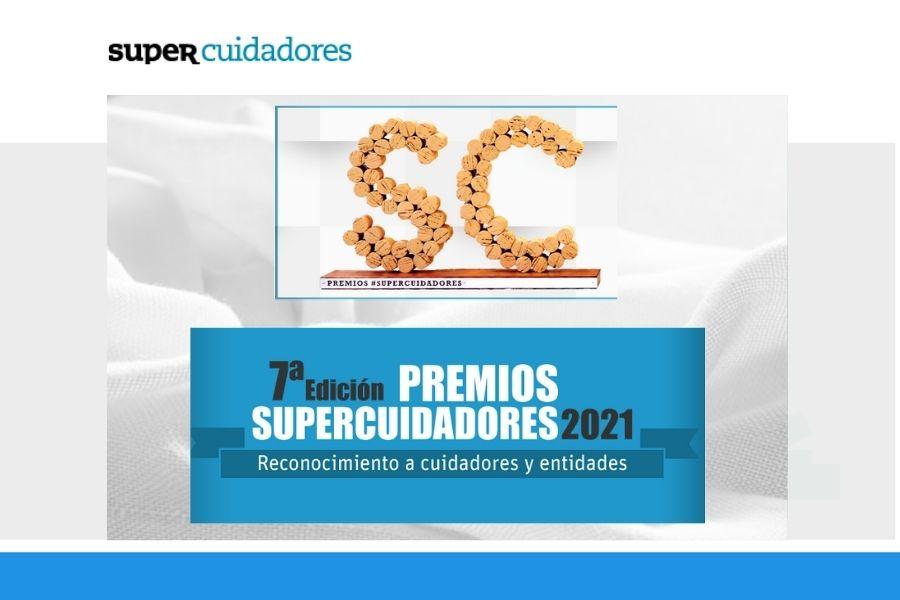 Ya se pueden presentar candidaturas para Premios SUPERCUIDADORES 2021